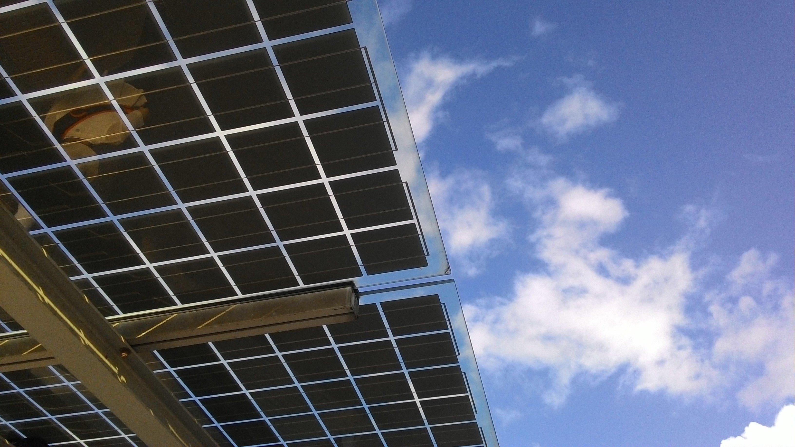 zonnepanelen op je huis.